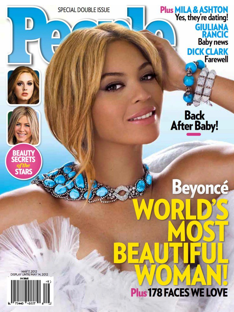 People Magazine World's Most Beautiful Woman