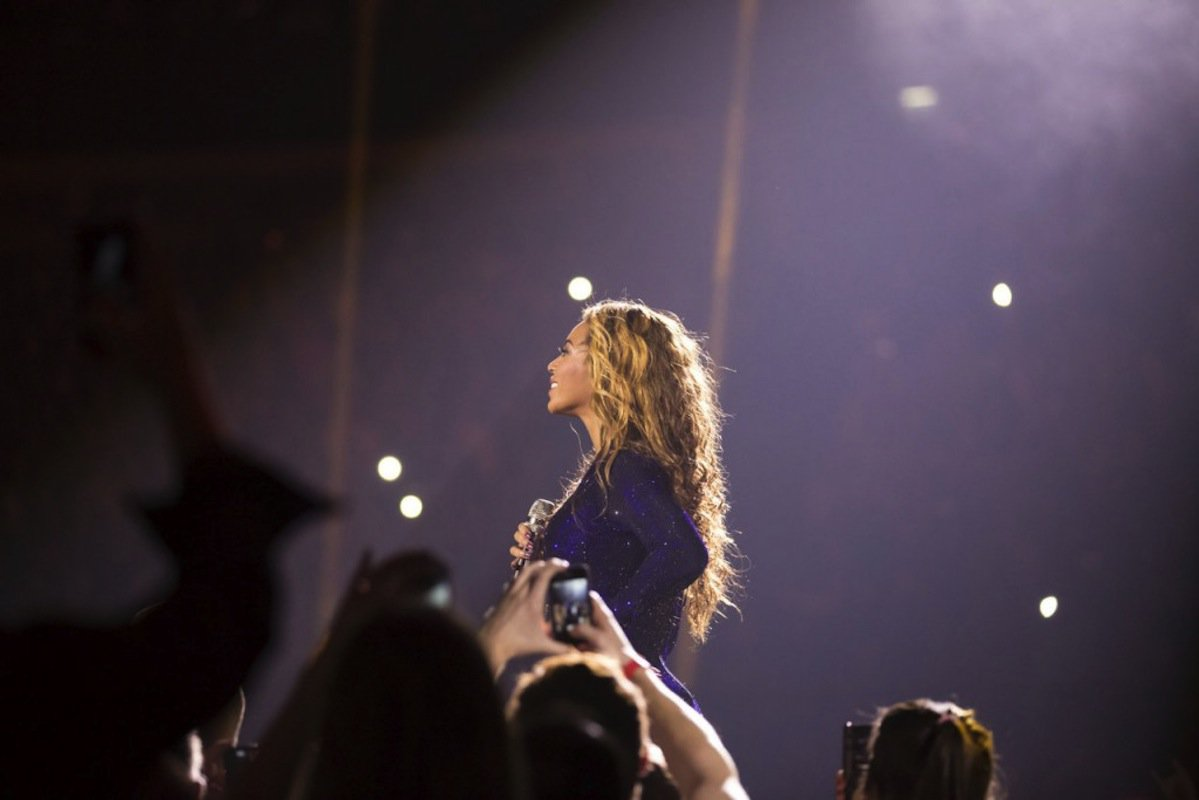 The Mrs. Carter Show World Tour: Milan