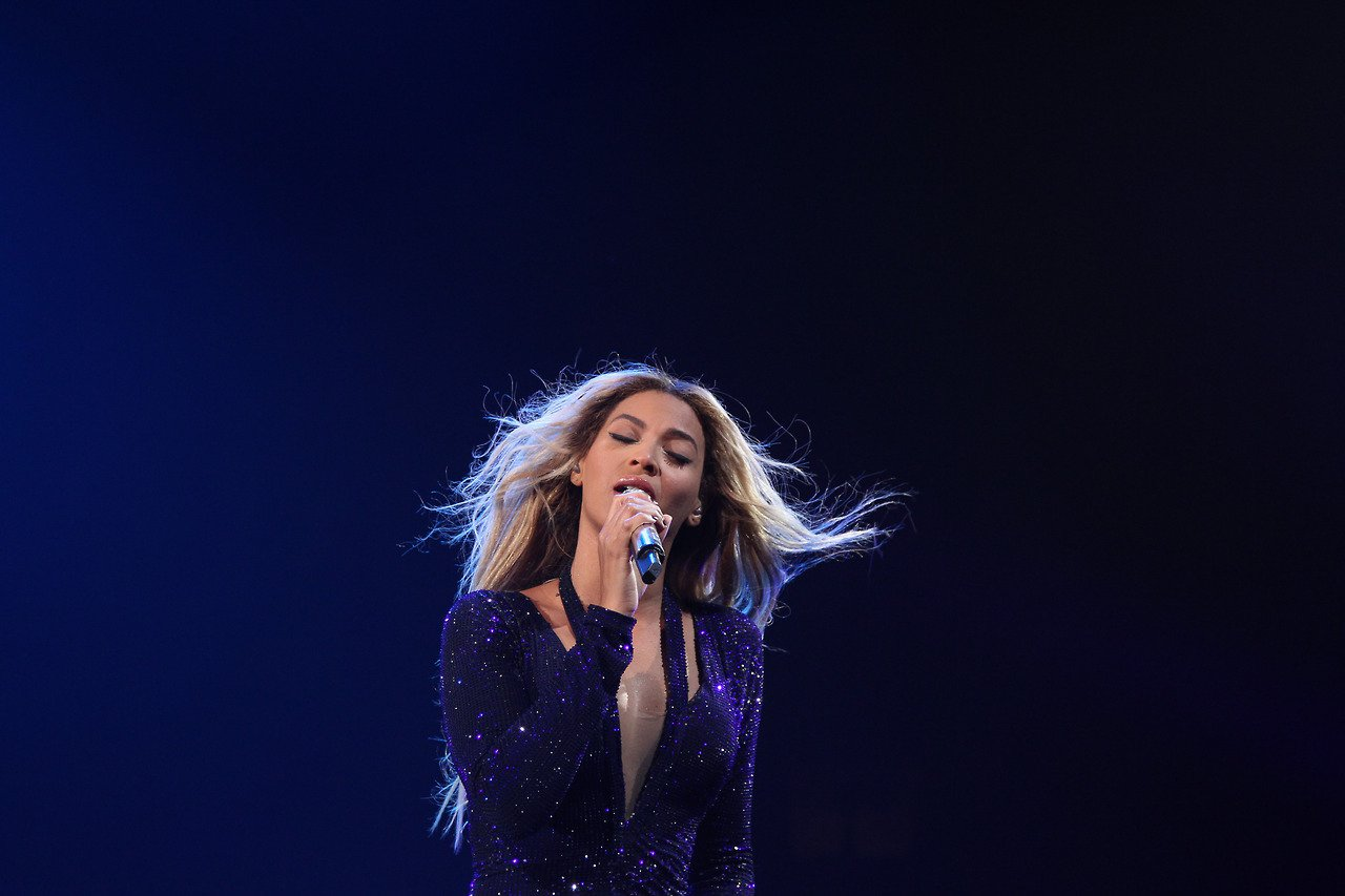 The Mrs. Carter Show:Vancouver, BC