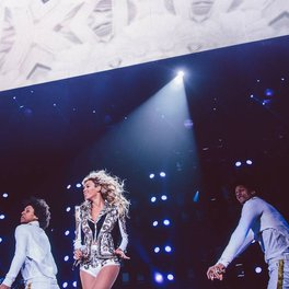 The Mrs. Carter Show:Boston, MA