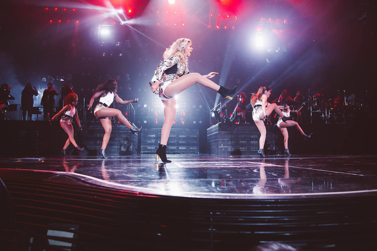 The Mrs. Carter Show:Chicago, IL