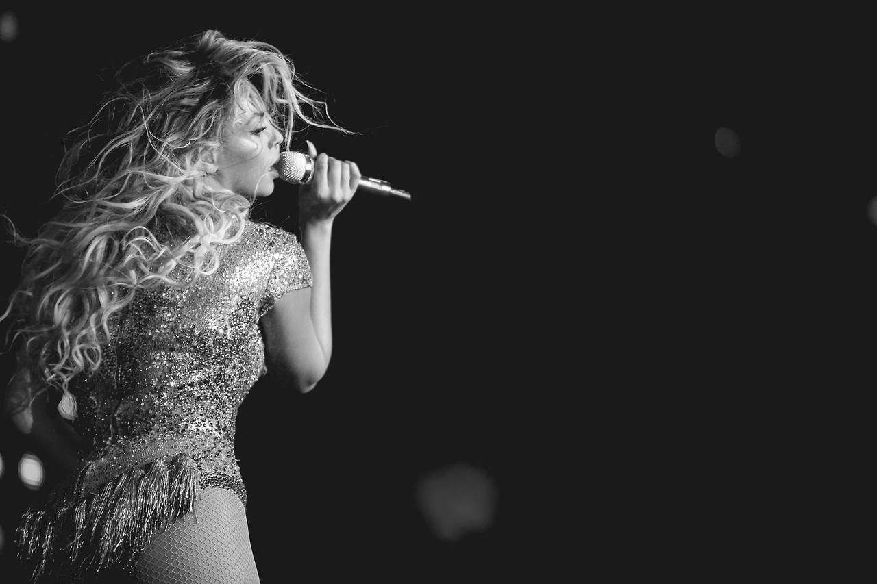 The Mrs. Carter Show:London