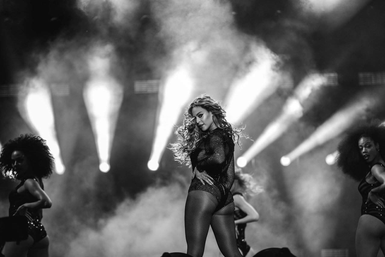 On The Run Tour:<BR> Houston
