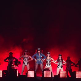 On The Run Tour:<BR>New Orleans