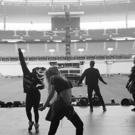 On The Run Tour:<br>Paris