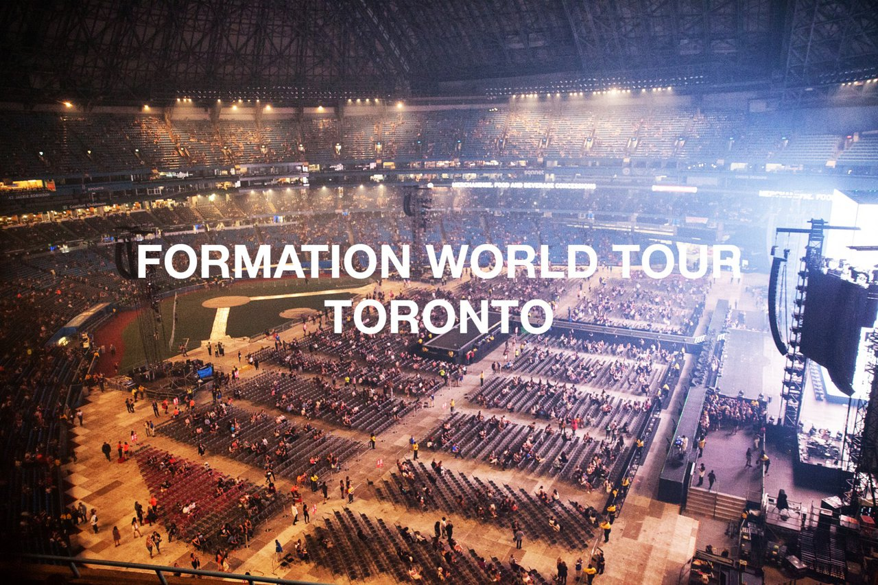 The Formation World Tour: Toronto