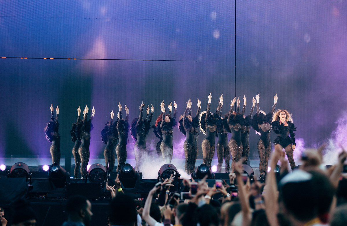 The Formation World Tour: Brussels