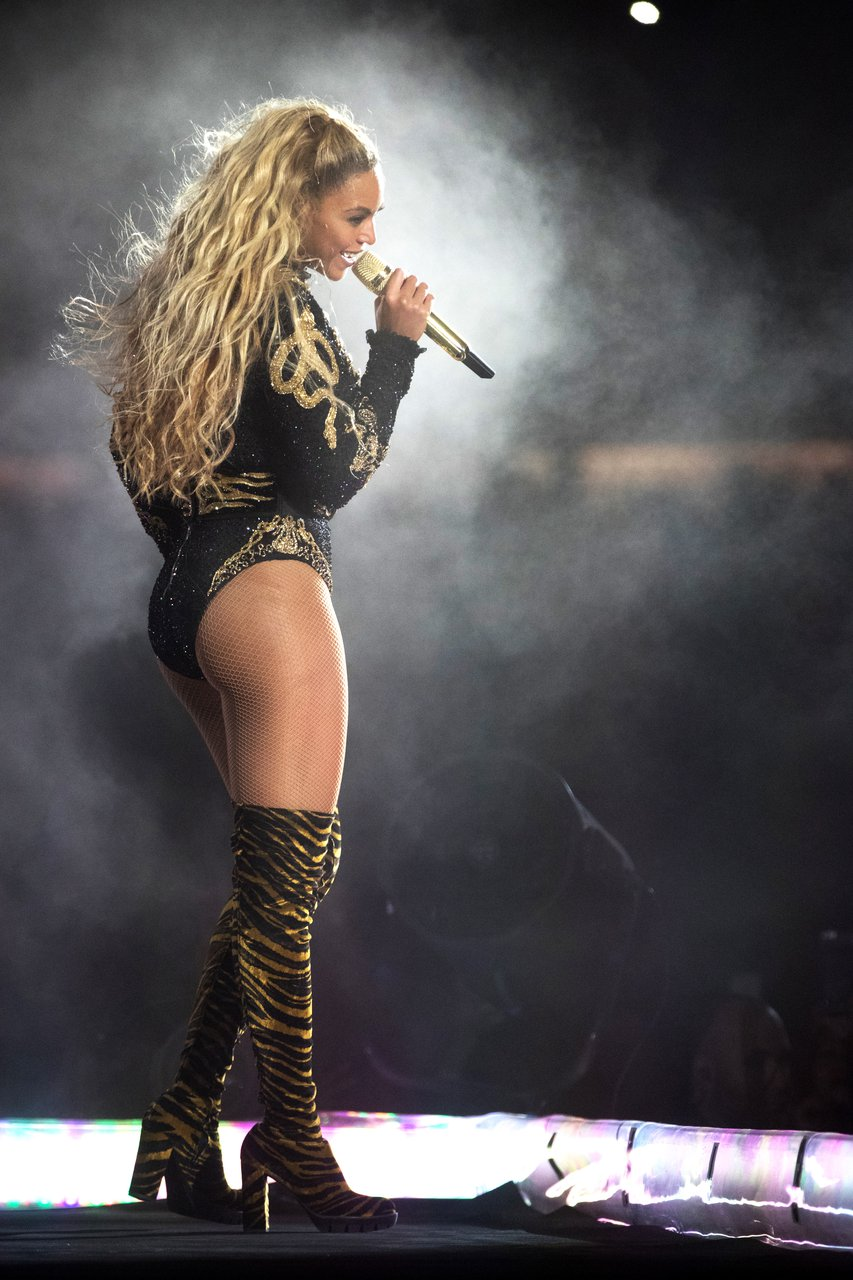 Beyonce The Formation World Tour Los Angeles