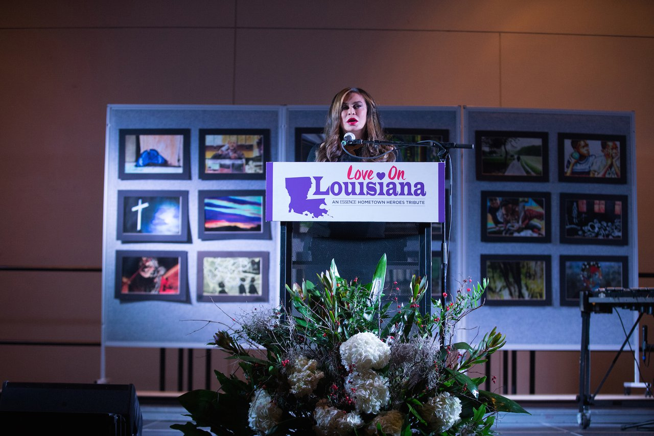 Love On Louisiana: An Essence Hometown Heroes Tribute