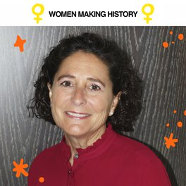 WOMEN MAKING HISTORY: LYNN CLARK