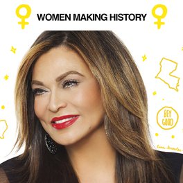 WOMEN MAKING HISTORY: Tina Knowles-Lawson