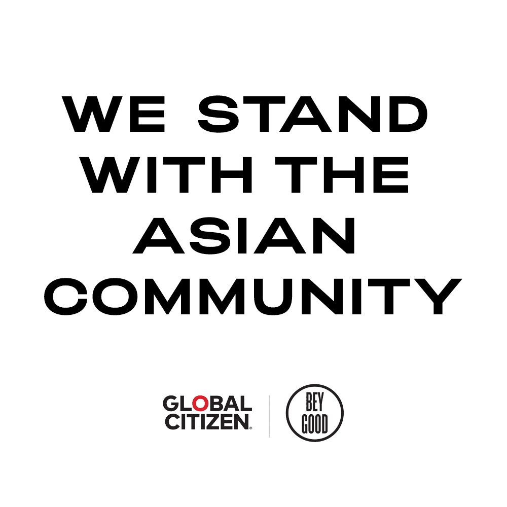 BeyGOOD: We Stand WIth The Asian Community